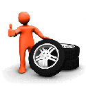 Thumbs Up for Mobile Tire Service